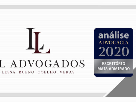 LL Advogados e dois de seus sócios ficam entre os mais admirados na Análise 500 2020