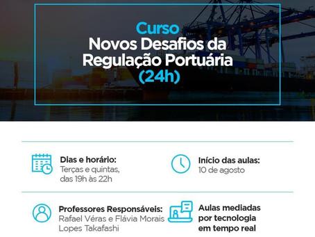 Sócio de LL Advogados coordena curso sobre regulação portuária na FGV Direito Rio