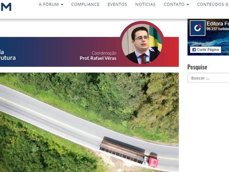 """Direito da Infraestrutura: """"Desafios Regulatórios às Concessões de Rodovias em 2021"""""""