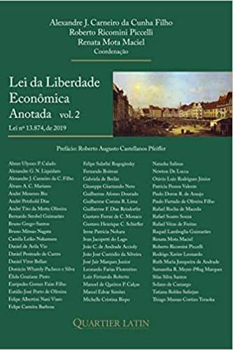 Lei da Liberdade Econômica Anotada