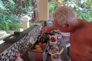 Andre bakt de lekkerste oliebollen