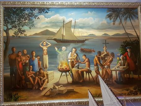 Seychellen terug in de tijd