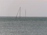 typisch geval van gezonken boot