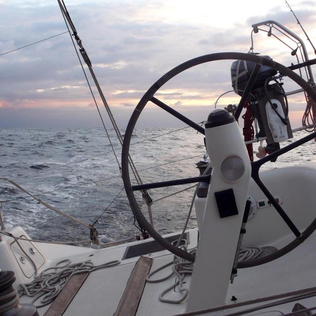 Crossing the Indian Ocean