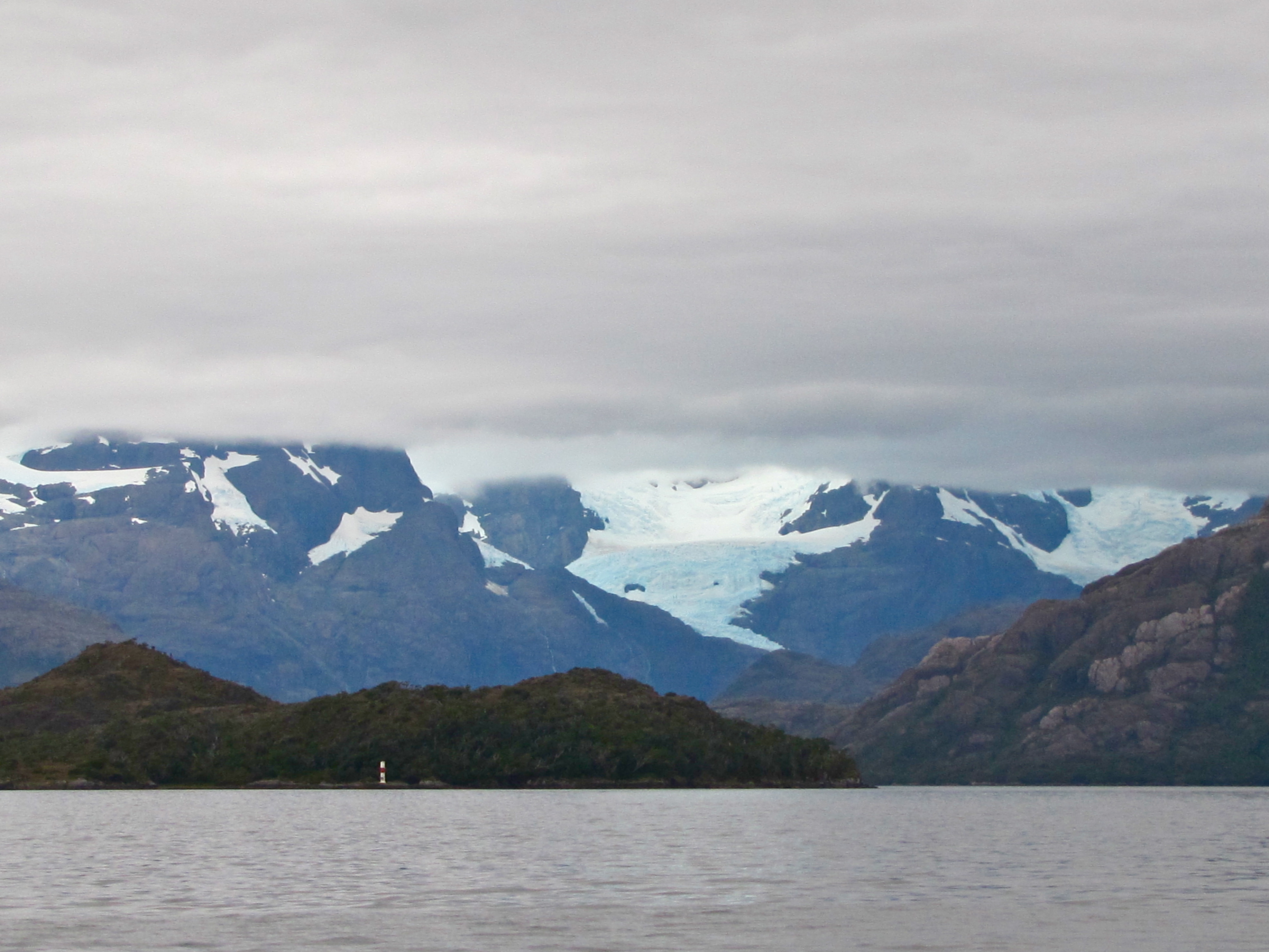 Canal Harriet, Patagonia