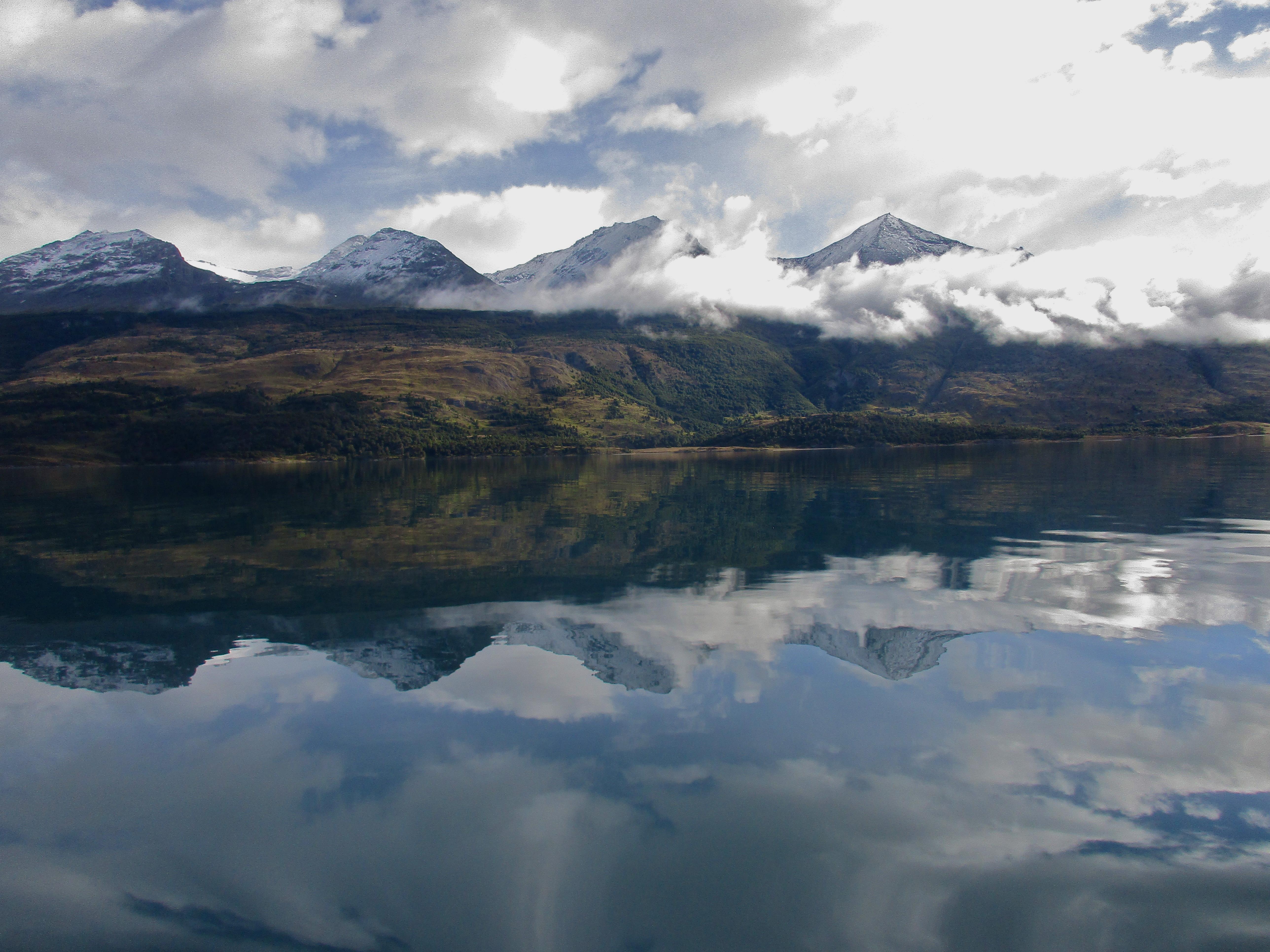 Caleta Ferrari, Patagonia