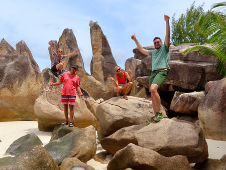 Seychelles summer time