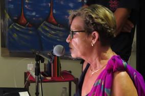 en Ria, die prachtig fado kan zingen