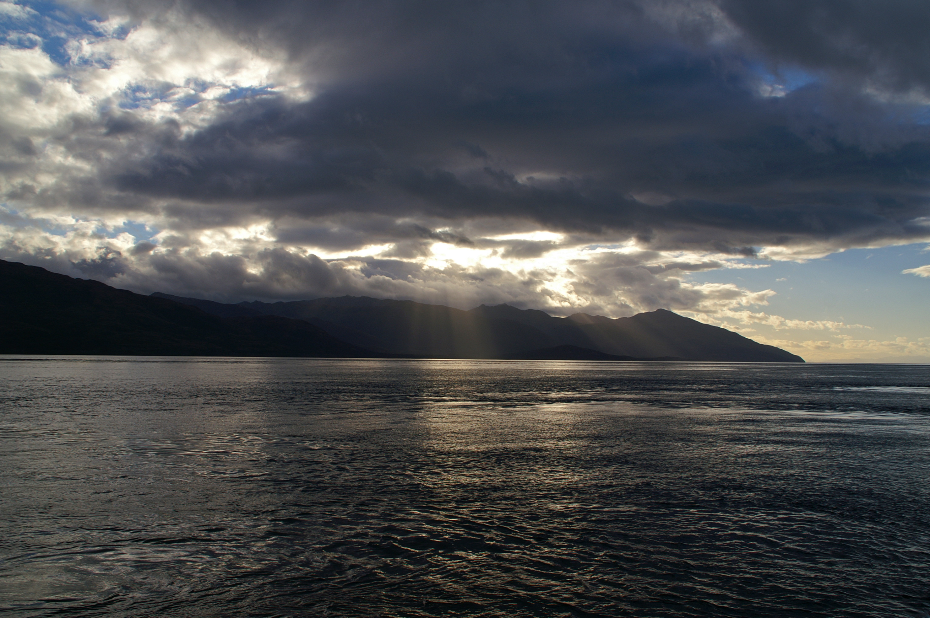 Straite Magellanes, Patagonia