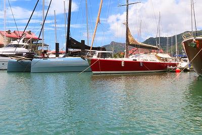 Seychellen, Victoria - Port Eden