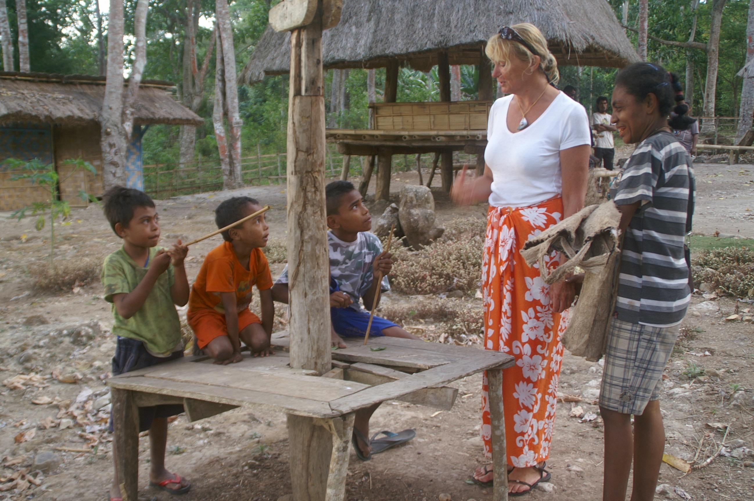 Timor & Alor (juli)