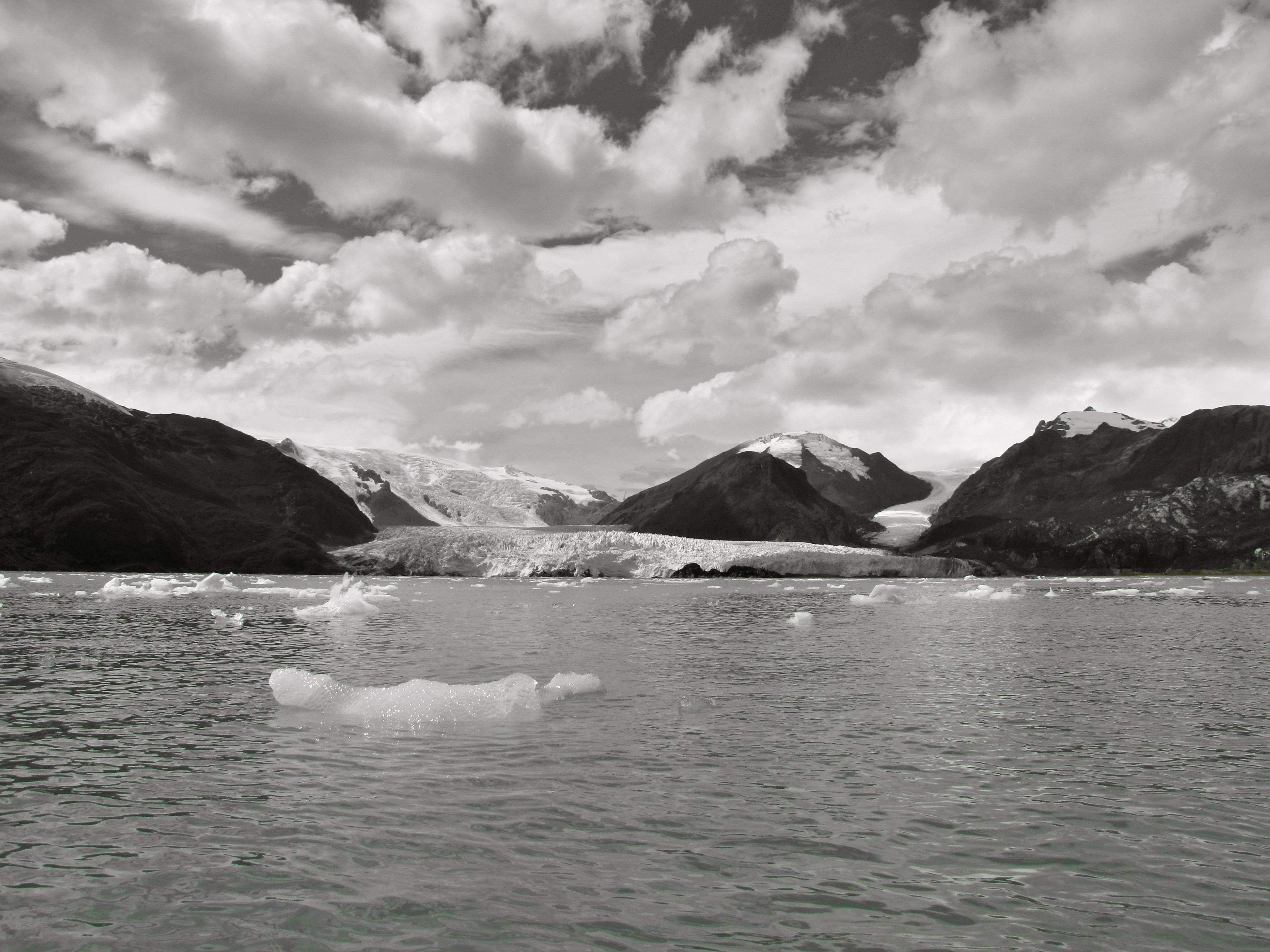 Estero Peel (Amalia), Patagonia