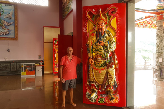 Kuah, Chinese tempel