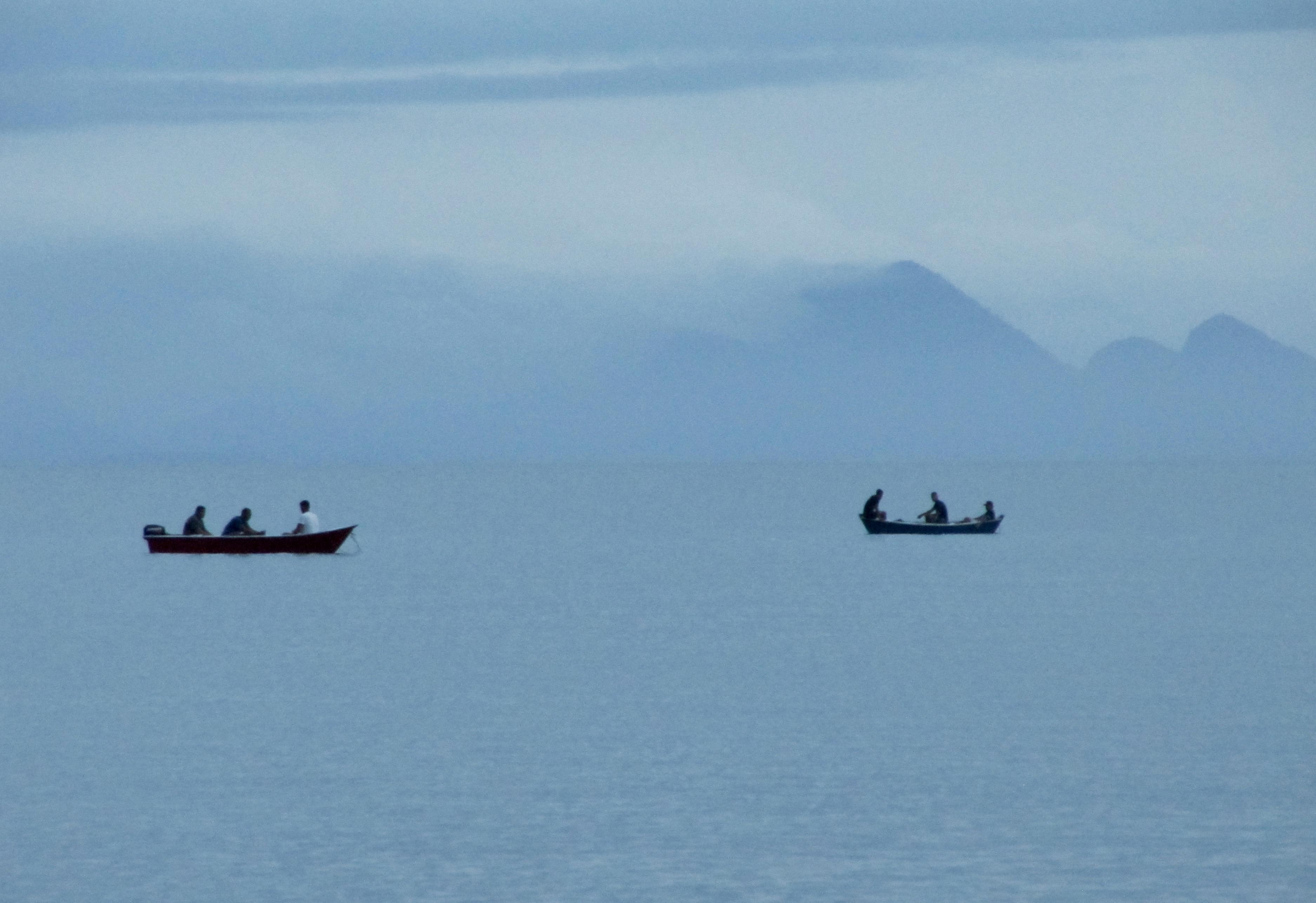 vissers in Buzios