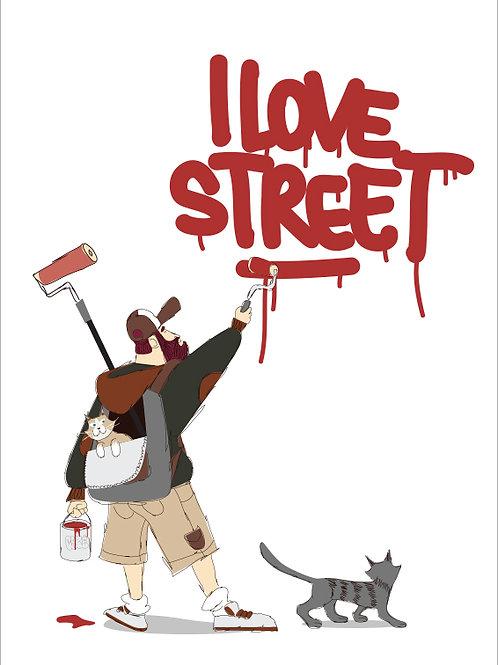 I love Street