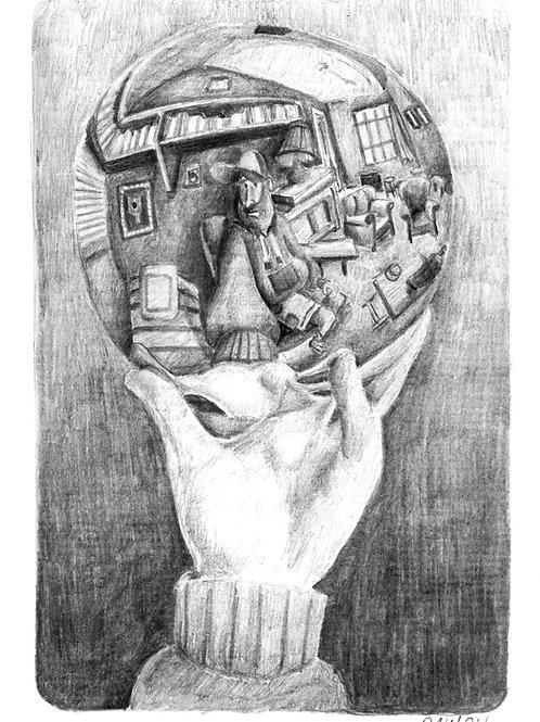 Escher Barbudo