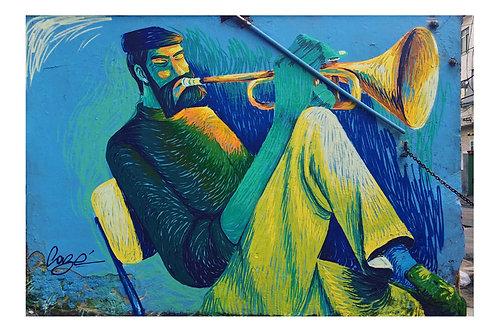 Trompetista Barbudo