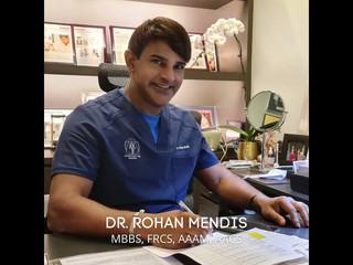 Meet Dr. Rohan Mendis