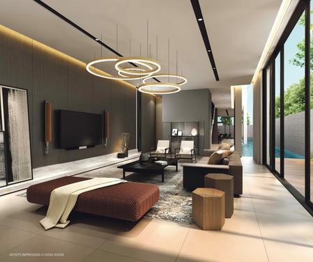 Dyson 8 Living Room