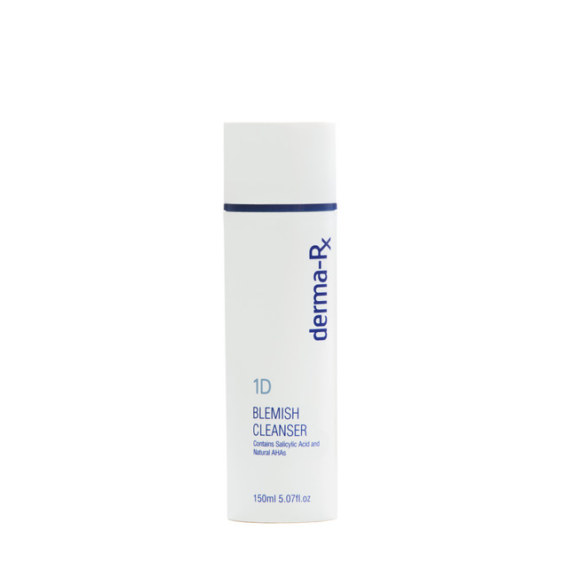 Blemish Cleanser (150ml, $46)