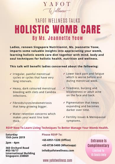 Yafot Wellness Holistic Womb Care Final