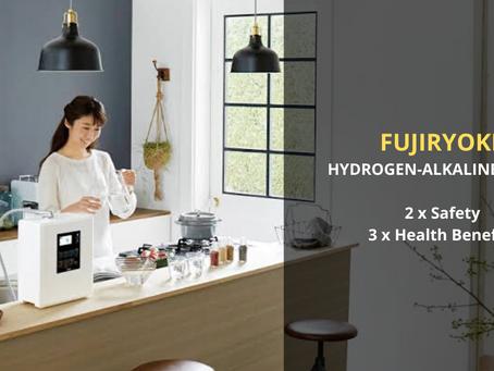 Amazing Health Benefits of Drinking Hydrogen Water