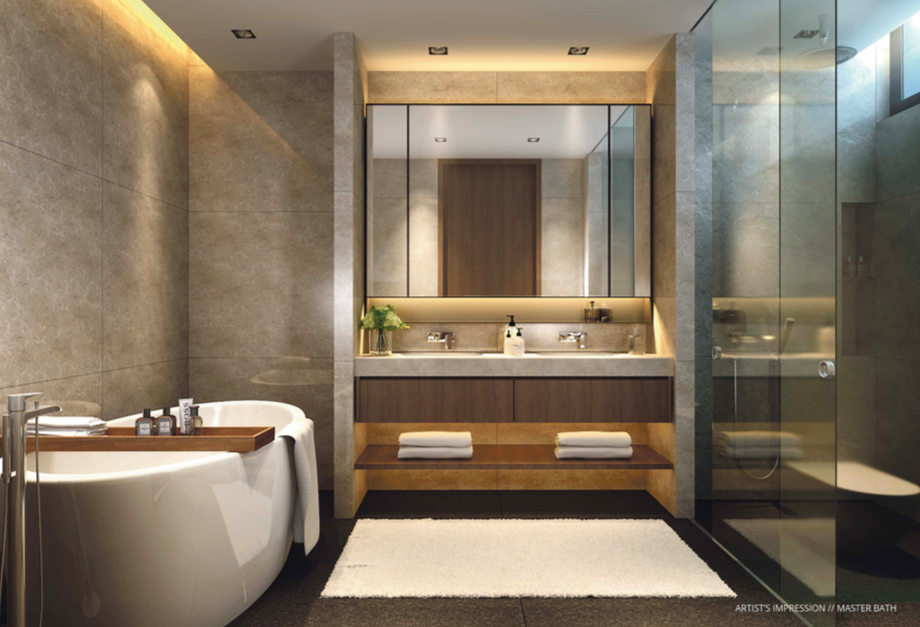 Dyson 8 Bathroom