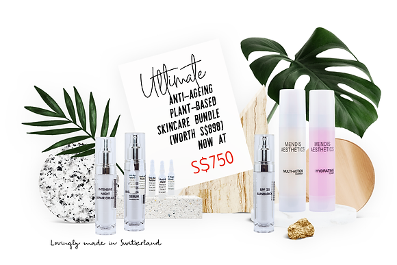 Ultimate Anti-Ageing Skincare Bundle