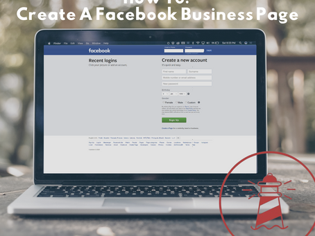 How To: Create A Facebook Business Page