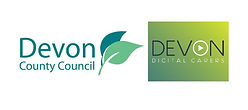 Devon Digital Carers Logo