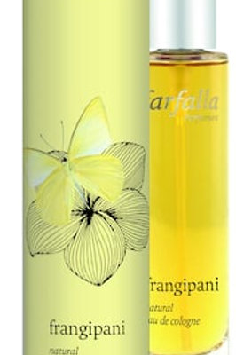 Frangipani Natural Eau de Cologne 50ml
