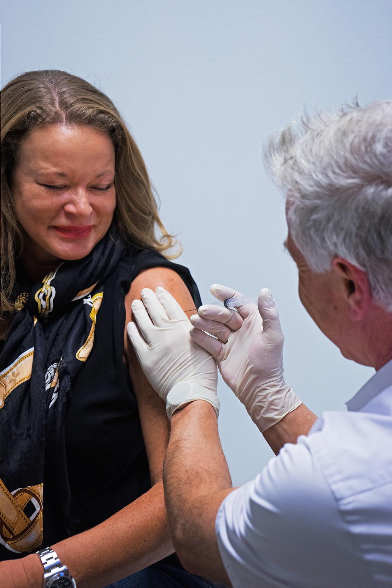 Impfung Zeckenschutz (FSME)
