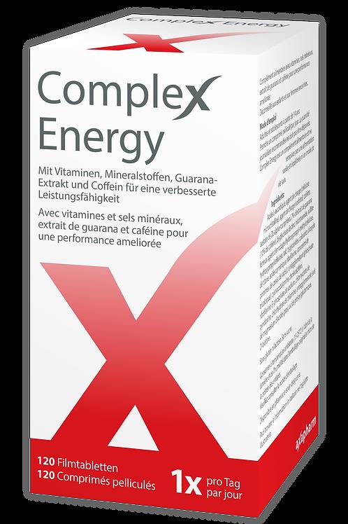CompleX Energy Filmtabl Ds 120 Stk