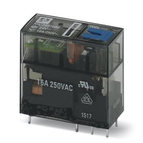 2987888 - REL-MR- 24DC/21HC/MS - (EMBALAJE DE 10 UNIDADES)