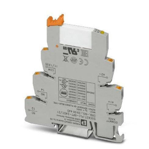 2900299 - PLC-RPT- 24DC/21 (EMBALAJE DE 10 UNIDAD)