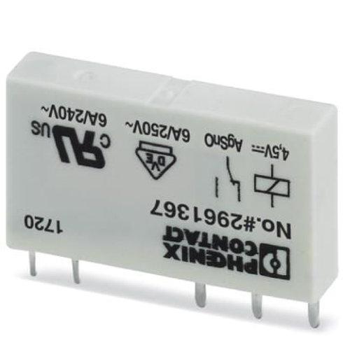 2961367 - REL-MR-  4,5DC/21 (EMBALAJE DE 10 UNIDADES)