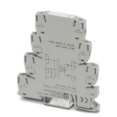 2902963 - PLC-OSC-  5DC/ 24DC/100KHZ (EMBALAJE DE 1 UNIDAD)