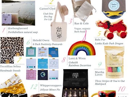 Gift guide...Stocking Fillers
