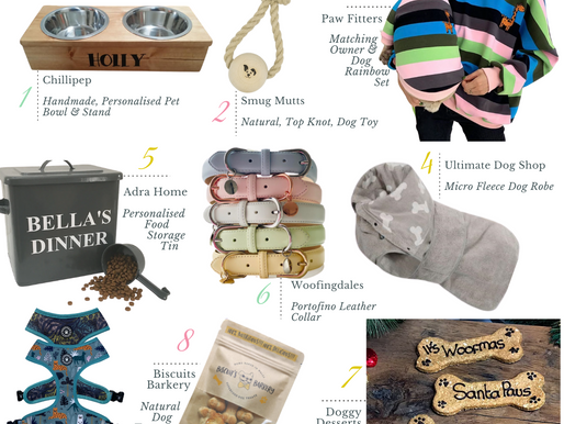 Gift guide...Gifts For The Pets