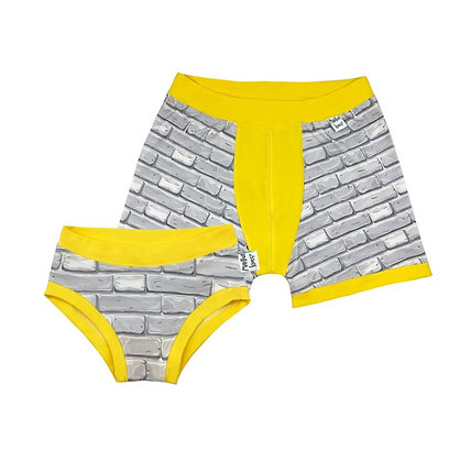 Mini Me Bricks Pants