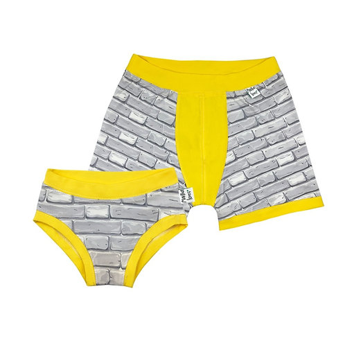 Mini Me Bricks Pants