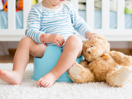 Potty Training...A Real Guide To!