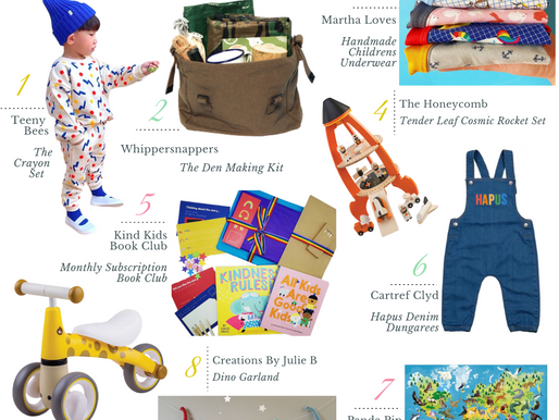 Gift guide...For The Little Ones