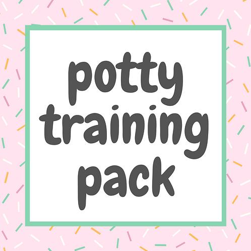 Potty Training Pack