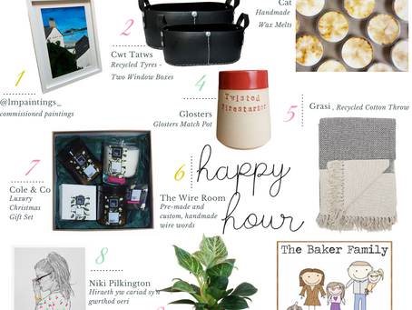 Gift guide...Gifts For The Home