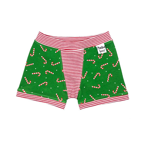 Candy Cane Lane Boxers