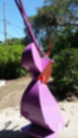 Sculpture by Robert Coon