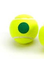 שלישיית כדורים ירוקים 75%