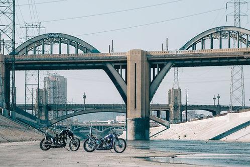 6th Street Bridge LA