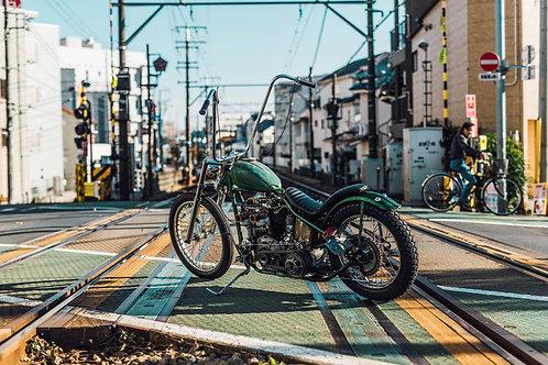 Gak Hawg Japan